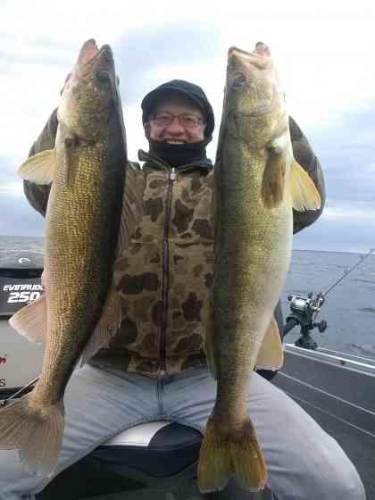 Green Bay Walleye Fishing