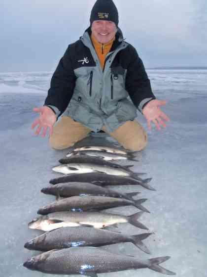 Bay of Green Bay Door County Whitefish