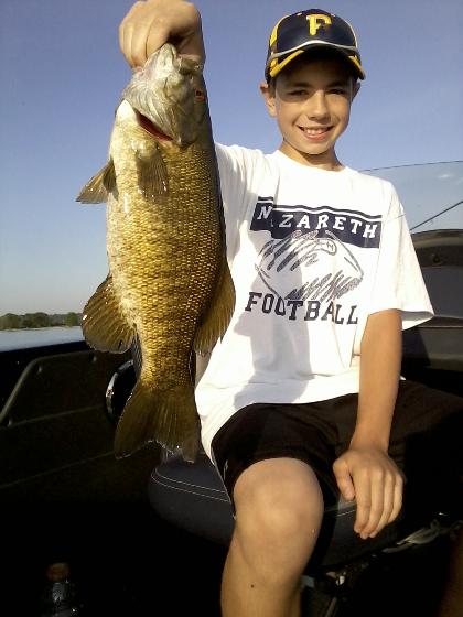 Fishing Door County WI