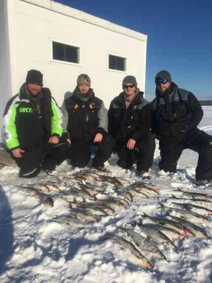 Door County Ice Fishing