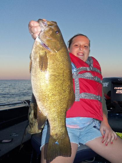 Fall Fishing Door County