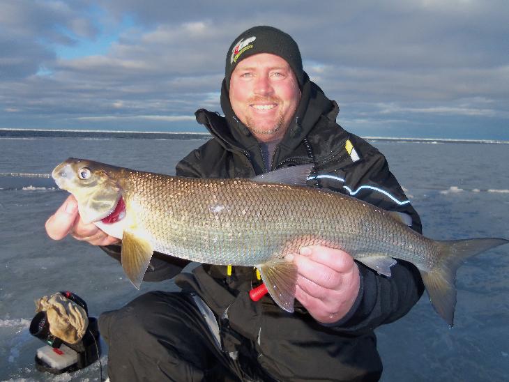 Ice Fishing Door County