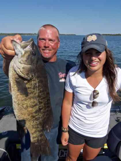 Northern Door County Wi Bass Fishing