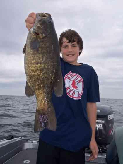 July 31st Smallmouth Bass