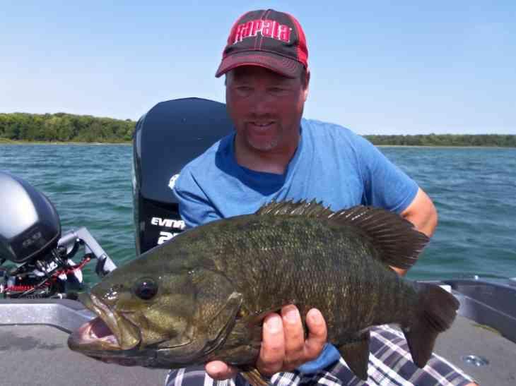 August 24th Smallmouth Bass