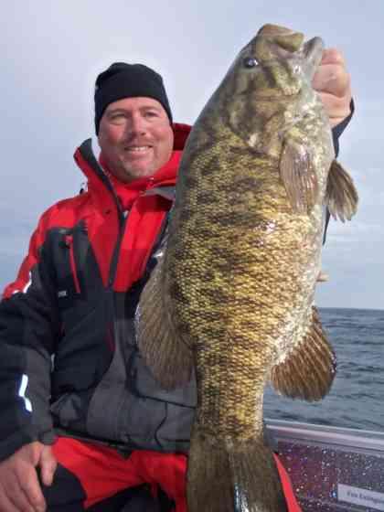 November 14th Smallmouth Bass