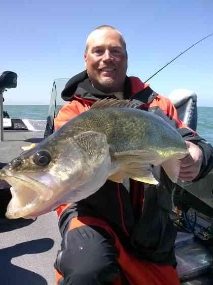 April 19th Green Bay Walleye