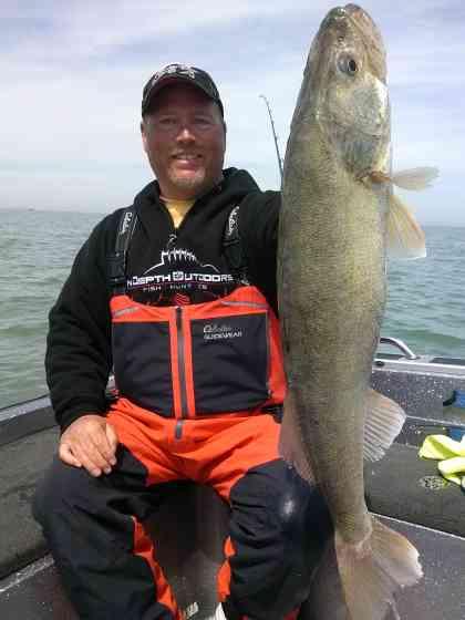 April 20th Green Bay Walleye