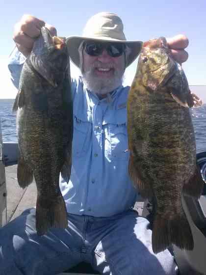 Fishing Door County Bass Fishing Sister Bay