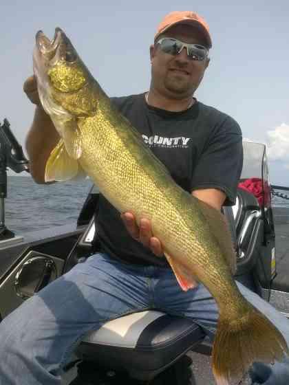 Door County Walleye Fishing Fishing Green Bay
