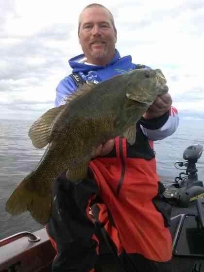 Smallmouth Bass Fishing Sturgeon Bay Fishing Door County
