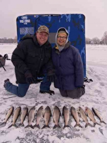 Egg Harbor Ice Fishing