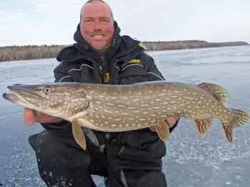 Door County WI Ice Fishing