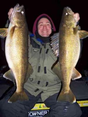 Door County WI Night Fishing