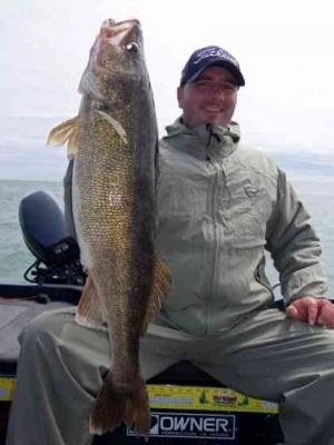 Fishing Sturgeon Bay WI