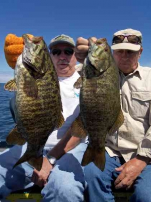 Door County WI Bass Fishing
