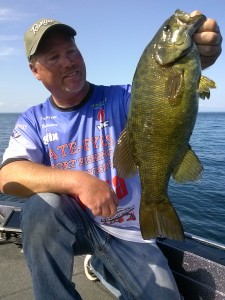 Door County Smallmouth Bass