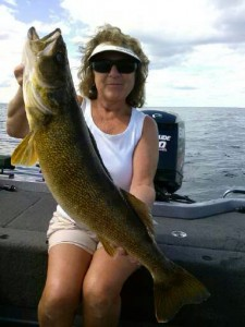 Door County Walleye