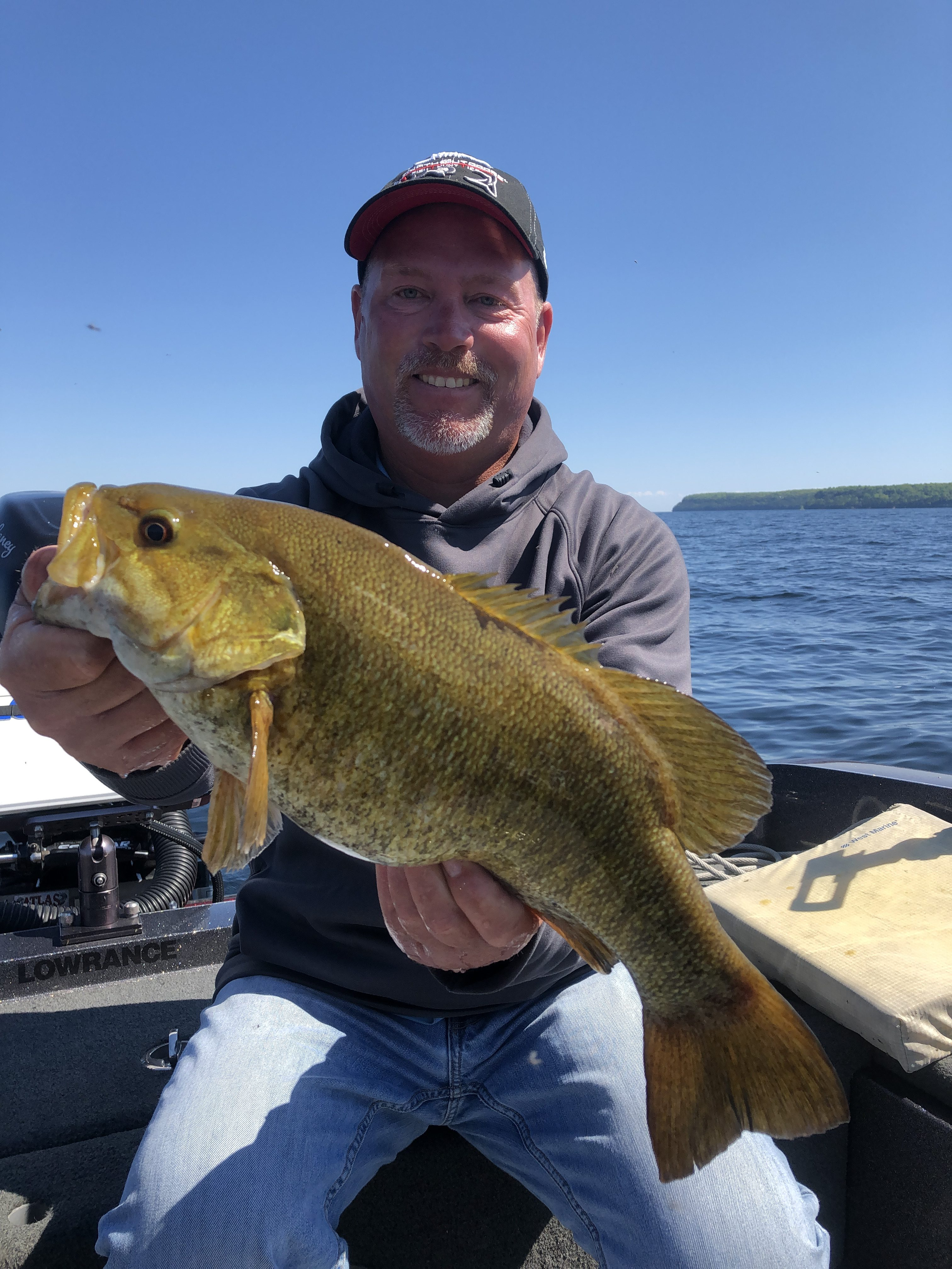 Fishing Guide Trips And Rates In Door County And Green Bay