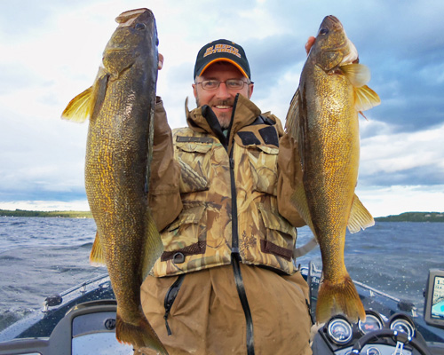 Door County Walleye Fishing Guide
